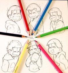 おそ松さん Osomatsu-san  笑って