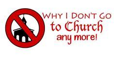 Why I Don't Go to Church Anymore! - Heart of Wisdom Homeschool Blog