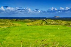 Top Ten Photos of Irish Golf Courses
