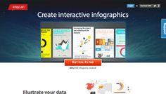 나만의 인포그래픽을 쉽게 만들 수 있는 5가지 유용한 서비스