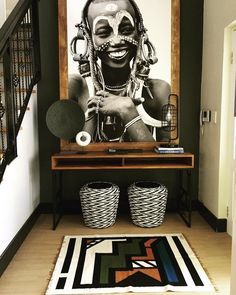 african home decor Home decor goals. You can find more African-inspired companies to shop with in the OBWS directory. in the bio!