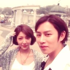 Super Junior Hee Chul posts adorable selcas with Puff from We Got Married Global Edition