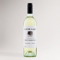 One of my favorite discoveries at WorldMarket.com: Layer Cake Central Coast Chardonnay