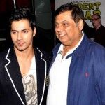 Varun Dhawan Is Too Busy To Work With His Father