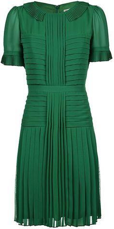 Alice by Temperley Kyoto tea dress (£380) | 25 Perfect Winter Wedding Guest Dresses | POPSUGAR Fashion UK Photo 8