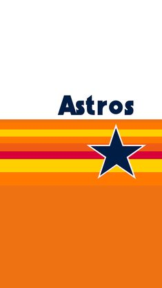 Houston Astros 1982 Baseball Wallpaper, Mlb Wallpaper, Apple Wallpaper, Iphone Wallpaper, Baseball Teams, Mlb Teams, Mlb Team Logos, Houston Astros, Random Things