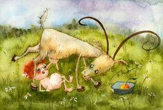 Сидорова коза (Виктория Кирдий)