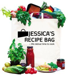 Jessica's Recipe Bag is the perfect solution for stress free cooking! We deliver fresh ingredients and recipes, so you can focus on enjoying the cooking. Good Healthy Recipes, Quick Recipes, Healthy Foods To Eat, Paleo Recipes, Gourmet Recipes, New Recipes, Healthy Eating, Amazing Recipes, Clean Eating