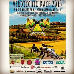 Super stoked and proud to be supporting this awesome event #verdicchiorace you can rest assured with the Teamflat guys at the helm this event will be a blast. #lush #lushlongboards #liveskatetravel #cuttingwoodsince99 #longboard #skateboard #skate #dh #downhill #race #teamflat
