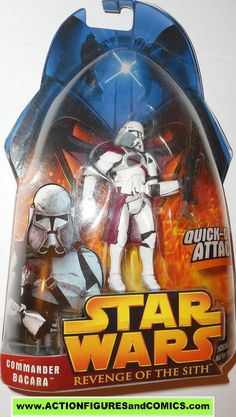Revenge of the Sith Deluxe Clone Trooper Action Figure Hasbro Inc Star Wars