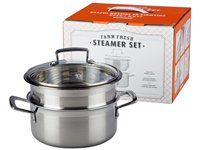 4-pc. Steamer Set by Le Creuset  #holidaycooking