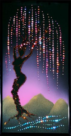 Discussion on LiveInternet - The Russian Online Diaries Service Dot Art Painting, Mandala Painting, Pebble Painting, Mandala Art, Stone Painting, Vintage Jewelry Crafts, Jewelry Art, Polka Dot Art, Rhinestone Art