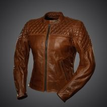 Our new 4SR Scrambler jacket optimises luxury and style, yet maintains our highest standards of safety.