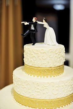 Cake Topper muy cómico