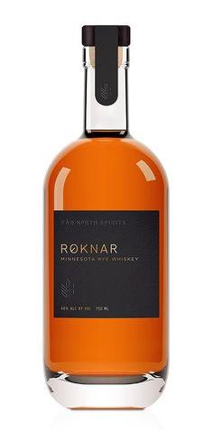 Roknar // Minnesota Rye Whiskey