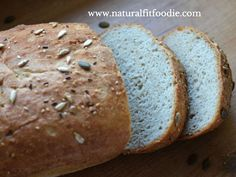 This is hands down the easiest and best gluten free bread you will ever make! If you're new to gluten free bread making this is the recipe for you.