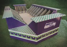 Snack Stadium Seahawks maybe a smaller version this year Football Super Bowl, Seahawks Super Bowl, Football Tailgate, Football Snacks, Football Parties, Football Season, Tailgating, Super Bowl Party, Super Bowl 2015