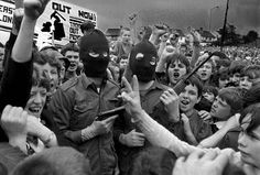The Northern Ireland conflict was one of the longest and atrocious in modern history. At the forefront of this conflict were two communities, Catholics and Protestants. Belfast, Northern Ireland Troubles, Irish Republican Army, Modern History, British History, Lest We Forget, Past Life, World History, Catholic