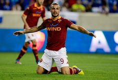 AS Roma v El Salvad, Dani Osvaldo