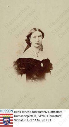 Princess Anna of Hesse and by Rhine