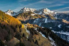 Mountain Landscape by Michele Rossetti on 500px