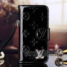 Louis Vuitton Wallet iPhone 6S and iPhone 6S Plus Cases - Very Beautiful - Black - From iPhone 6S Wallet Cases