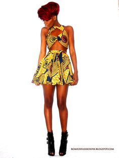 """OMG!!!!!!!!!!!!!!!!!!!!!!!!!!!!!!!! ♥♥♥♥♥♥♥♥ I love this. African Remix!! ...  Awesome """"COLOR"""" ~ """"STYLE"""" and """"CLASS"""""""