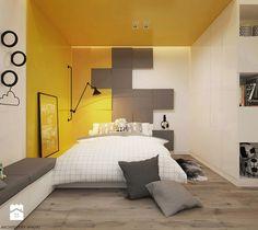 Pokoje dla nastolatków młodszych i najmłodszych - Pokój dziecka, styl nowoczesny - zdjęcie od ELEMENTY - Pracownia Architektury Wnętrz