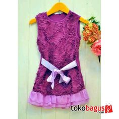 Emily dress purple