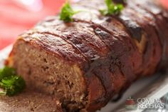 Receita de Bolo de carne moída diferente em receitas de bolos, veja essa e outras receitas aqui!