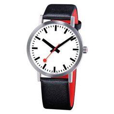 Mondaine Classic Pure Horloge 40 mm
