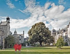St Mary's Quad, St Andrews, by Gerry Priest