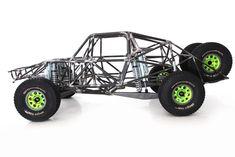 Camburg built KINETIK Trophy Truck for Greene Motorsport - Side view