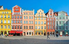 A rebellious university town with loads of history, Wroclaw is the cool younger cousin of Krakow.
