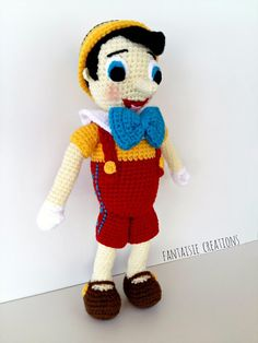 Fantaisie Creations: Pinocchio