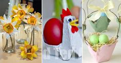 Crafts For Kids, December, Easter, Table Decorations, Diy, Decorating, Love, Pictures, Crafts For Children