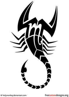 99 Scorpion Tattoos | Scorpio Tattoo Designs