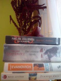 Mini o książkach: Lipcowy Stosik / July Book Haul 2016