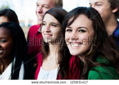 Diverse Teen Friends Stock Photos, Images, & Pictures | Shutterstock