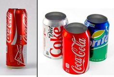 soda covers to hide beer cans!  Good camping gift!