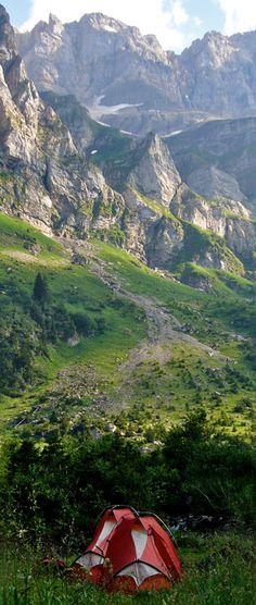 The Alps Switzerland