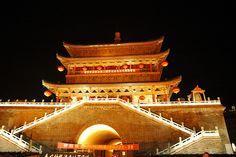 Bell Tower; Xian, China