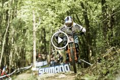 Watch: The Streak Continues - Rachel Atherton's Winning Race Run in Lourdes https://www.singletracks.com/blog/mtb-videos/watch-streak-continues-rachel-athertons-winning-race-run-lourdes/