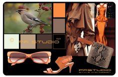 Clicca per vedere lanteprima dellimmagine Summer 2014, Spring Summer, Presentation Boards, 2014 Trends, Color Trends, Ss, Couture, Orange, Brown