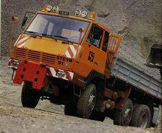 Steyr, Buses, Monster Trucks, History, Vehicles, Vintage, Europe, Commercial Vehicle, Trucks