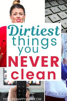 Eww🤢, the things people never clean! You better check the list and make sure you're cleaning all of the dirtiest things most people forget to clean. Spring Cleaning Checklist, Car Cleaning Hacks, House Cleaning Tips, Cleaning Solutions, Deep Cleaning, Cleaning Routines, Indoor Activities For Toddlers, Toddler Learning Activities, Toddler Development