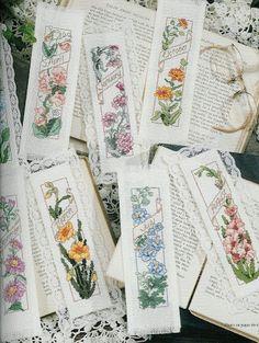 Marcapa. a punto de cruz - Maribel - Picasa Web Albums...82 FREE PAGES OF FREE CROSS STITCH BOOKMARK PATTERNS!!