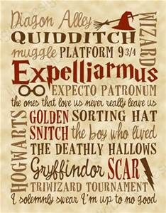 harry potter subway art svg - Search Yahoo Image Search Results