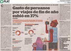 Busbud: Crecimiento en diciembre en el diario Correo de Perú (25/12/16)