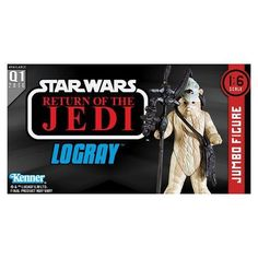 Star Wars Return of the Jedi Logray Jumbo Kenner Action Figure by Gentle Giant